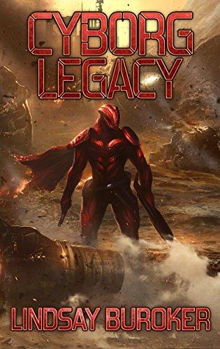 Cyborg Legacy, book 9