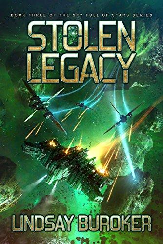 Stolen Legacy, book 3
