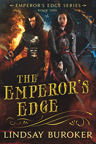 The Emperor's Edge, book 1