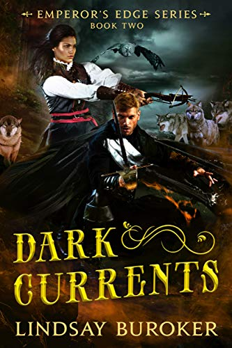 Dark Currents, book 2