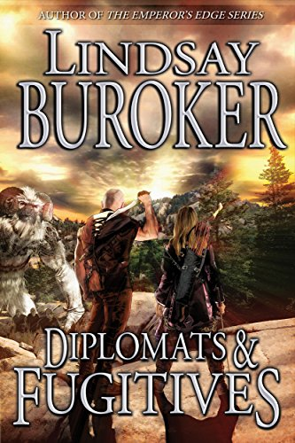 Diplomats and Fugitives, book 9
