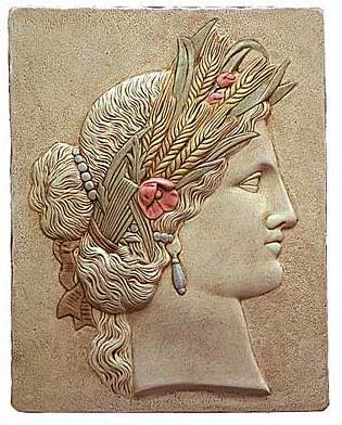 Demeter Relief, 18th Century