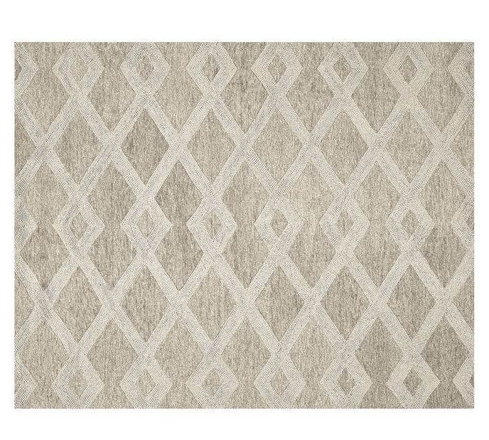 chase tufted rug - Natural  :  5'x8'  :  $499