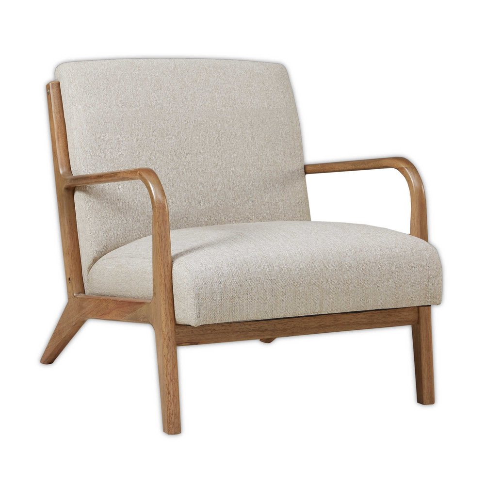 esters wood arm chair -