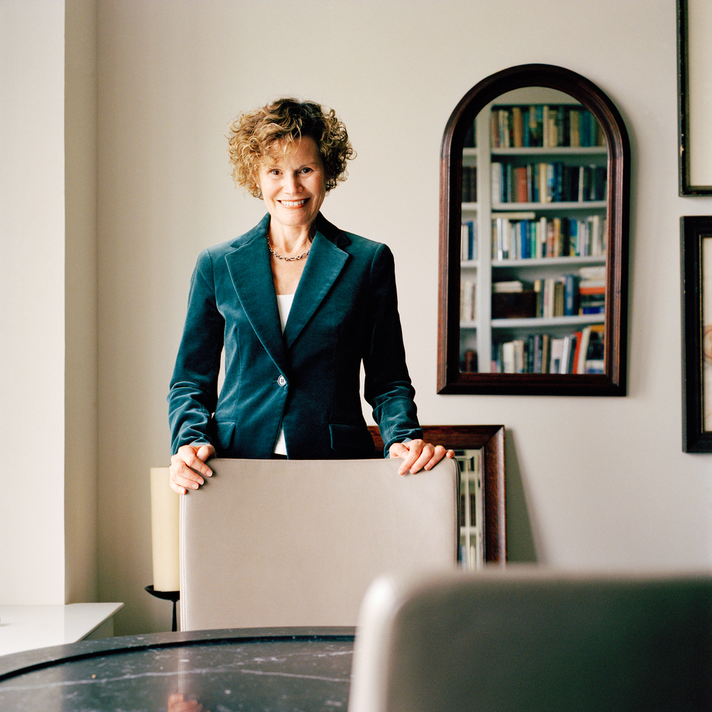 Judy Blume, Author, New York, NY