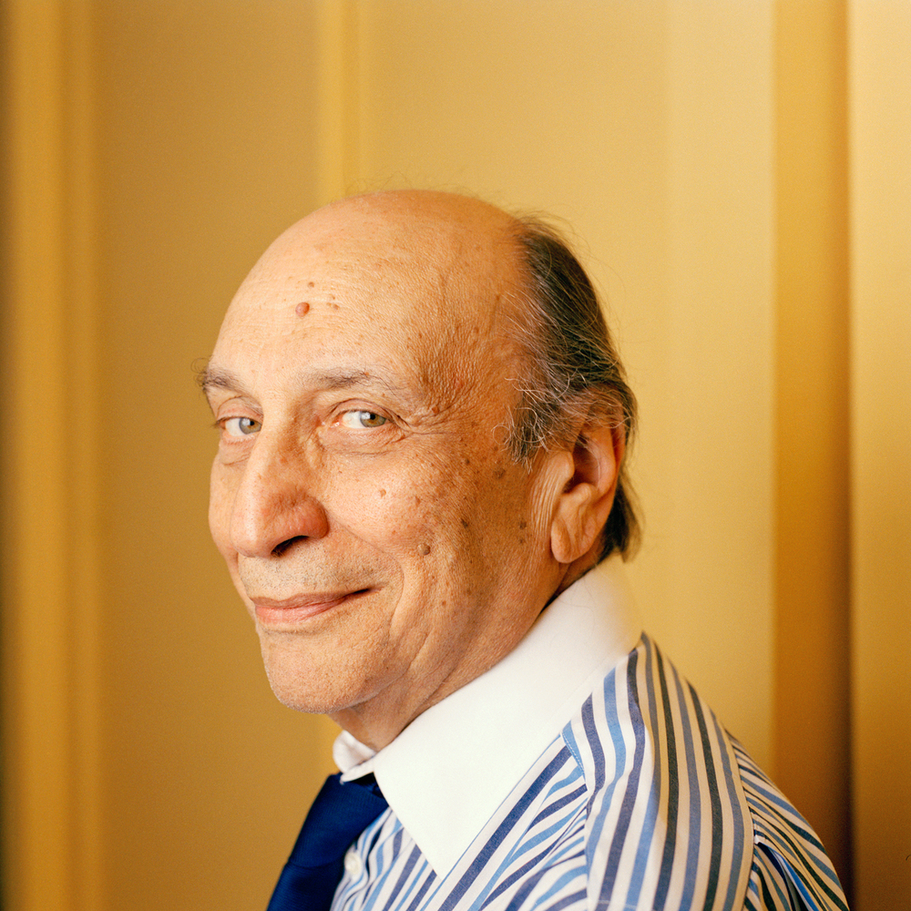 Milton Glaser, Designer, New York, NY