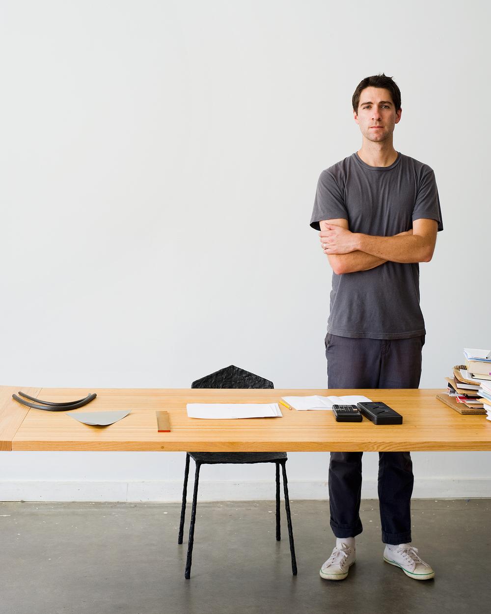 Jonathan Muecke, Designer, Minneapolis, MN