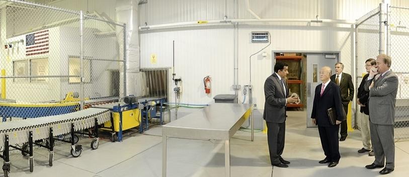 eBeam Center designated as IAEA Collaborating Center for Electron Beam Technologies