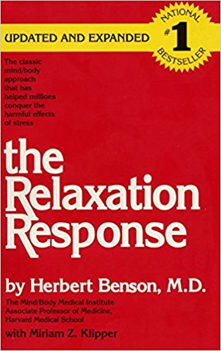The Relaxation Response by Herbert Benson, M.D. - The Relaxation Response has become the classic reference recommended by most health care professionals and authorities to treat the harmful effects of stress.