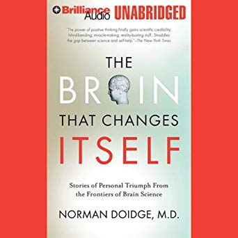 The Brain That Changes Itselfby Norman Doidge M.D.  - Dr. Doidge has written an immensely moving, inspiring book that will permanently alter the way we look at our brains, human nature, and human potential.