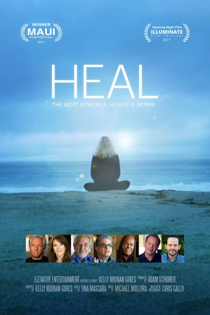 Heal Documentary Starring: Dr. Deepak Chopra, Dr. Joe Dispenza, Anita Moorjani - A documentary film that takes us on a scientific and spiritual journey where we discover that by changing one's perceptions, beliefs, and emotions, the human body can heal itself from any dis-ease.