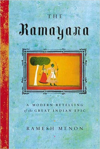 The Ramayana: A Modern Retelling of the Great Indian Epic by Ramesh Menon  - An incredible translation of this great Indian epic. Mysterious forces cause the heir to the kingdom, Rama, to go into exile and the reader is taken on a journey through the jungles of India, and with it, through the realms of consciousness. It doesn't matter how many times you read it; every sitting brings a new layer of insight and understanding into the mechanics of consciousness. One of the most enjoyable and enlivening experiences available through prose.