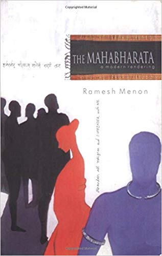 The Mahabharata - a Modern Renderingby Ramesh Menon - Another masterful translation from Menon. It follows the warring dynasty that threatens to implode the ancient kingdom of Hastinapura. The five hero brothers must overcome all adversity and win back the kingdom from their debauched cousins. Layered within this bounteous epic are clues to every aspect of enlightened living as espoused within the Veda. Comprehensive and captivating, and brilliantly distilled by this inspiringly erudite author.