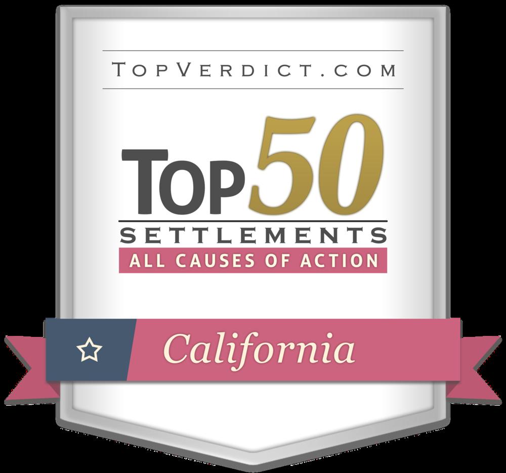 Top 50 Settlements