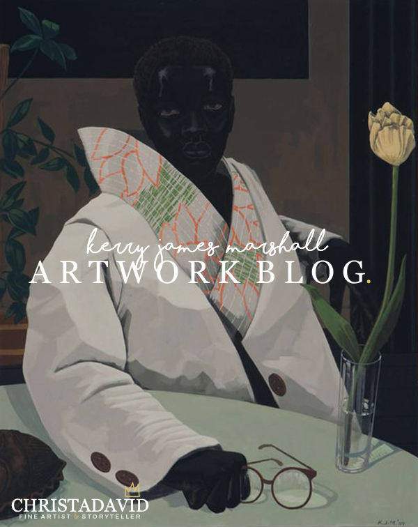 kerry james marshall - artwork blog
