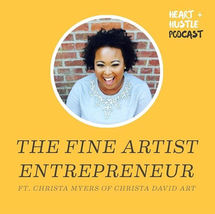Christa David on Heart and Hustle Podcast.JPG