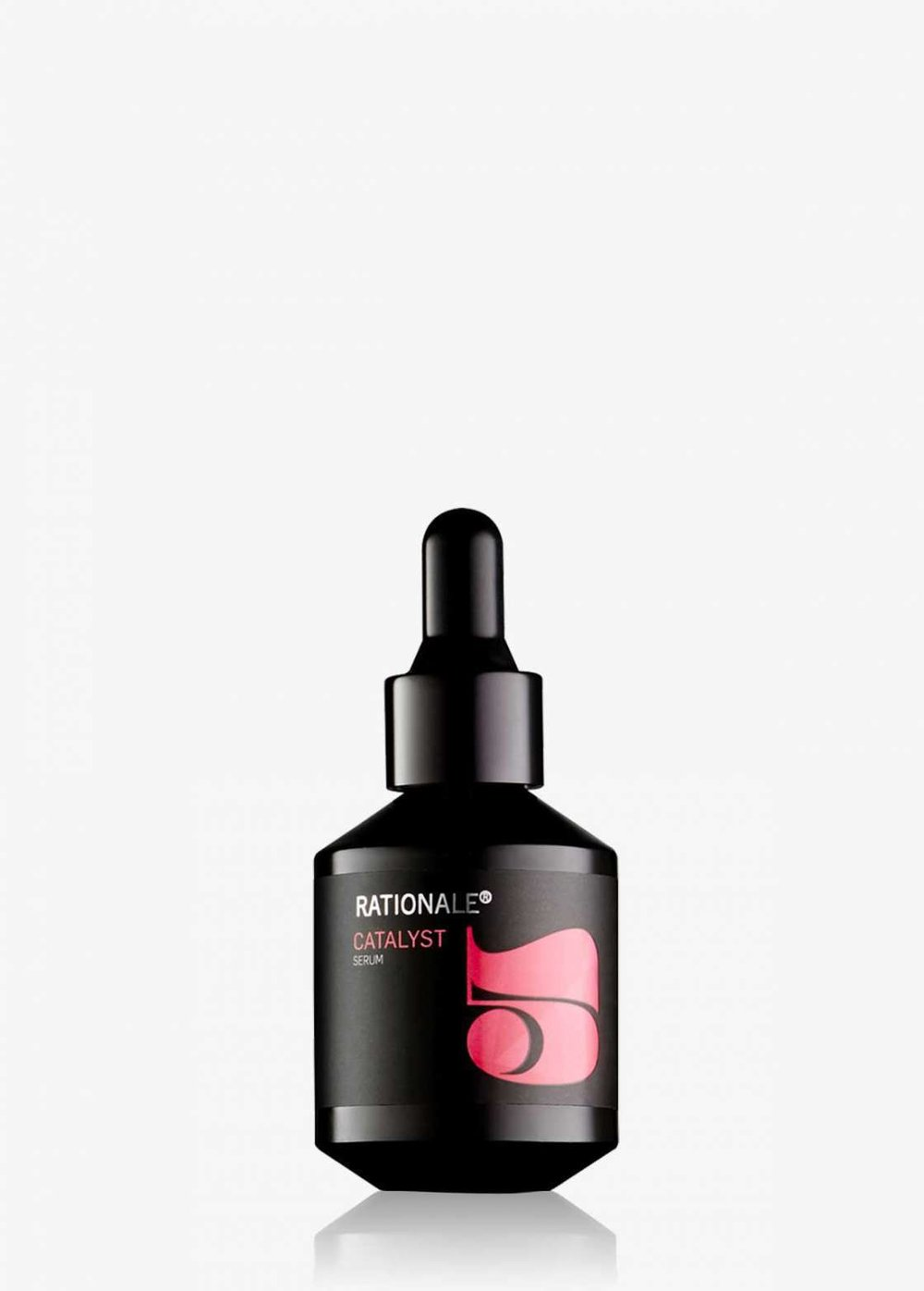 Reset Your Skin - Reset your skin pH with skin refining organic acids and enzymes every night to help clear pores, maintain optimal moisture levels and minimise acne-causing bacteria Rationale Catalyst Serum.