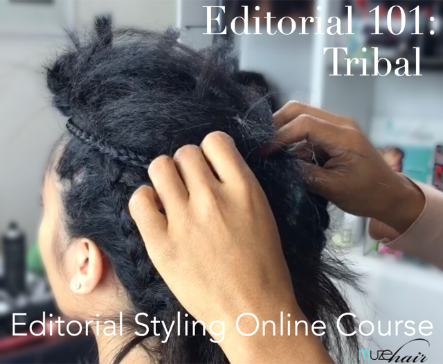 - Editorial Styling 102: Tribal Braids & Texture