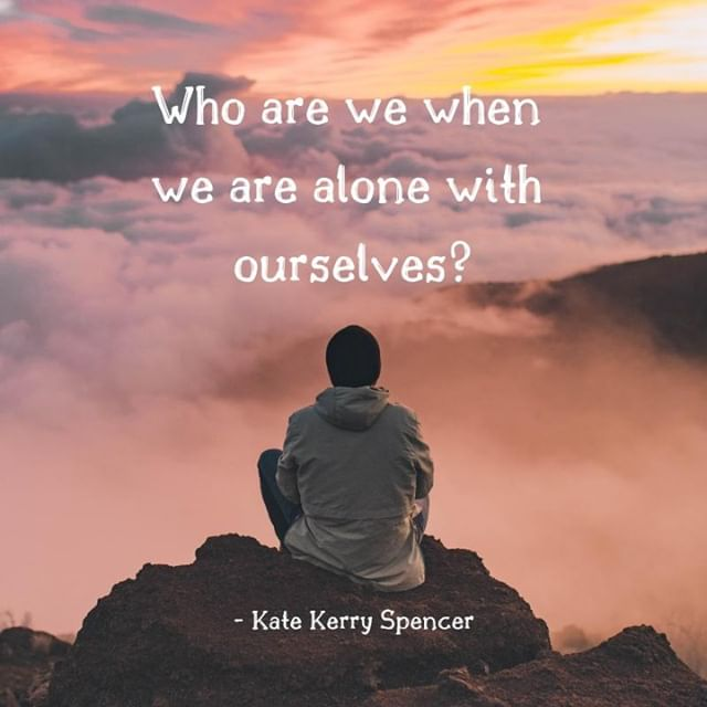 Discover your true self in the quiet. #meditation