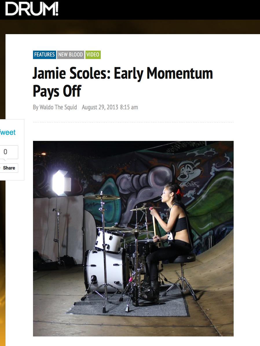 Drum! Magazine