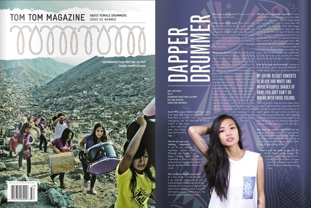 TomTom Magazine