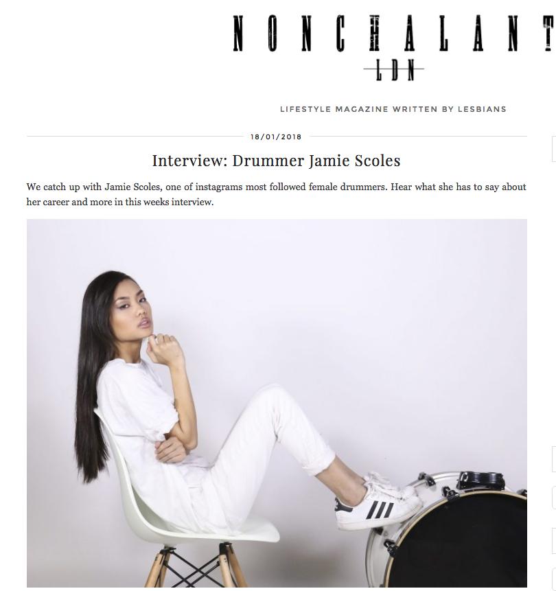 Nonchalant London Magazine