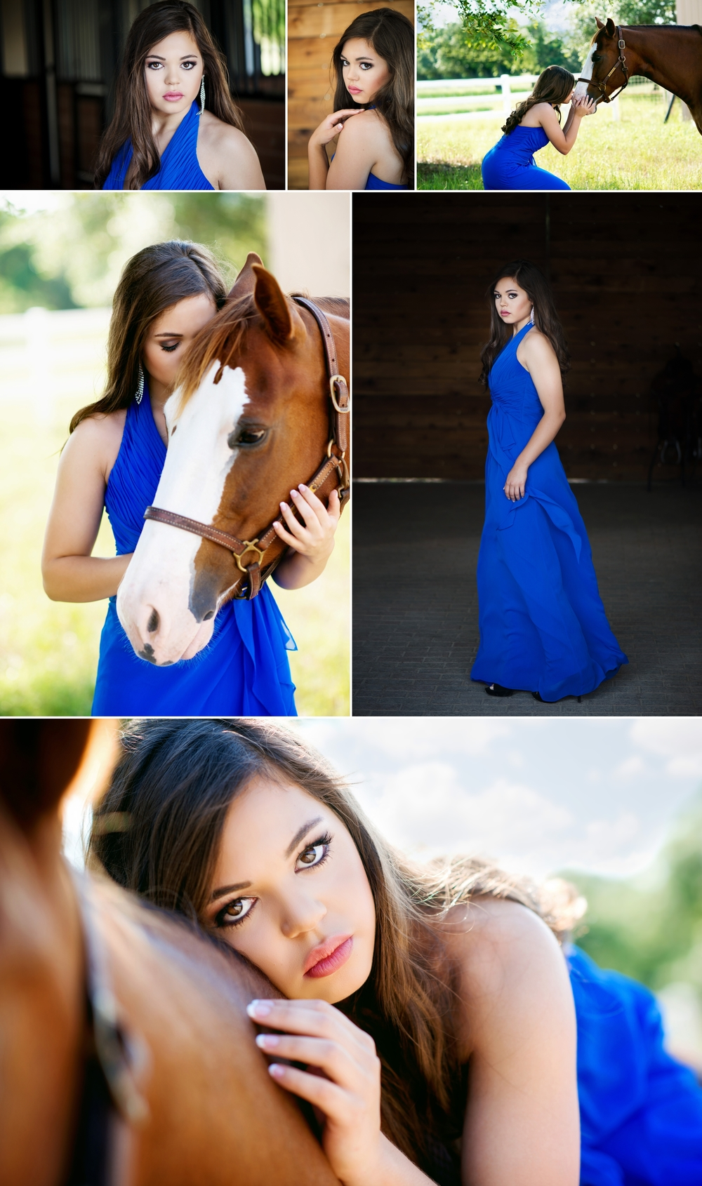 Dripping Springs High School senior portraits by Heidi Knight Photography