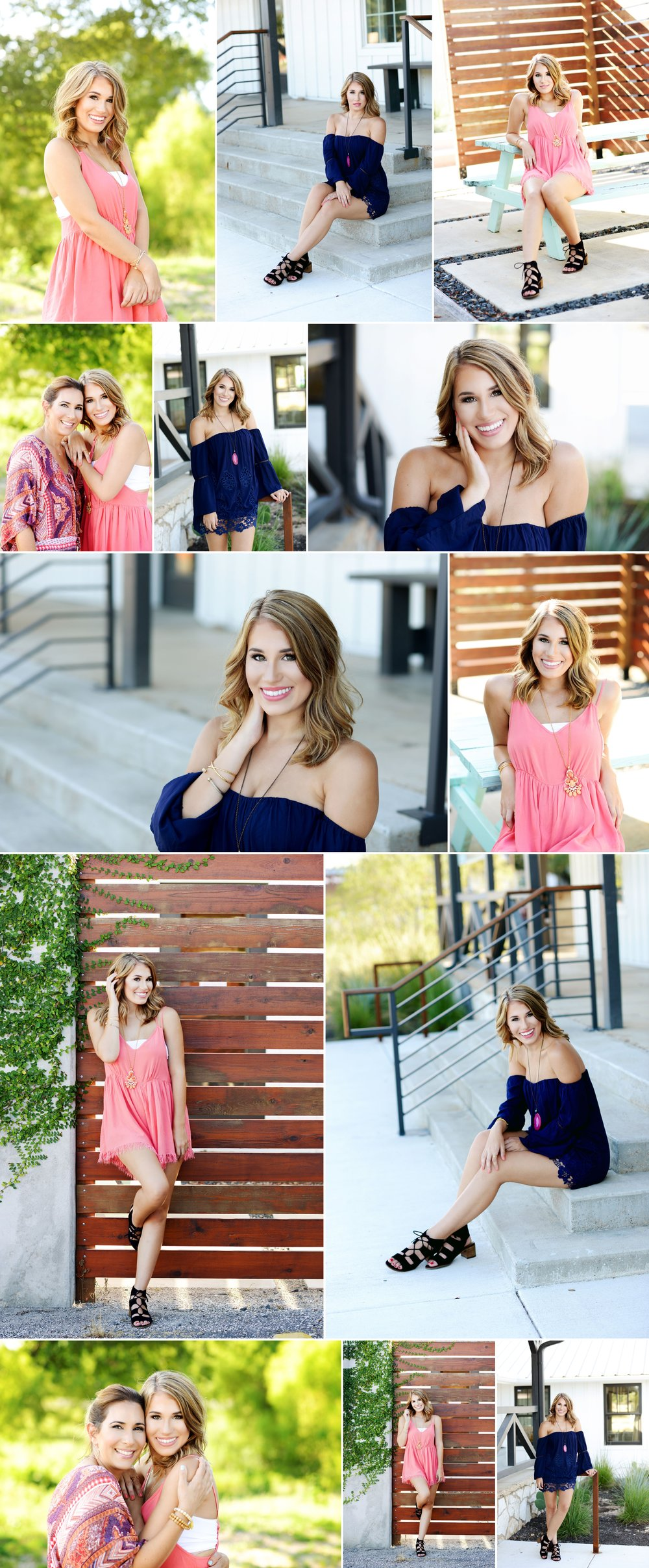 Austin Senior Portrait Photography
