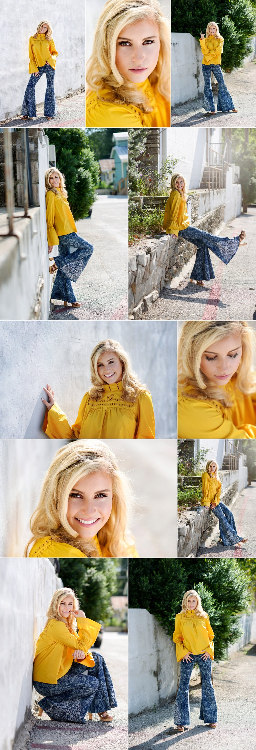 Austin Senior Photographer, Heidi Knight Photography.  Westlake High School.