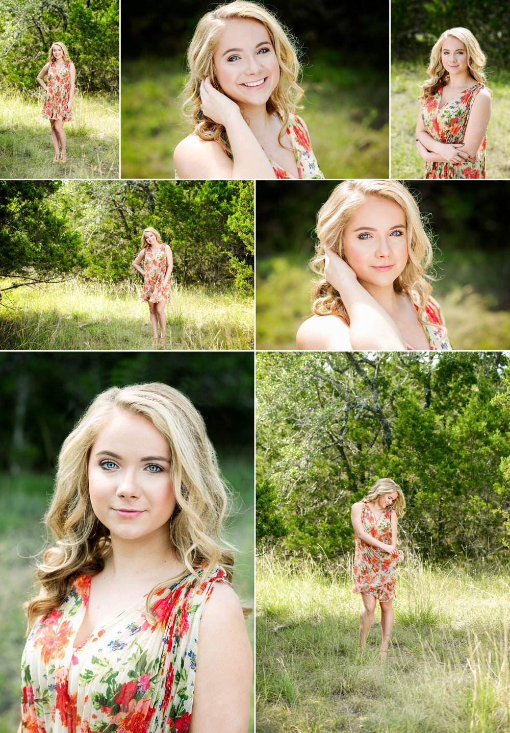 Austin Senior Photographer Heidi Knight Photography.  Westlake Senior, class of 2018.