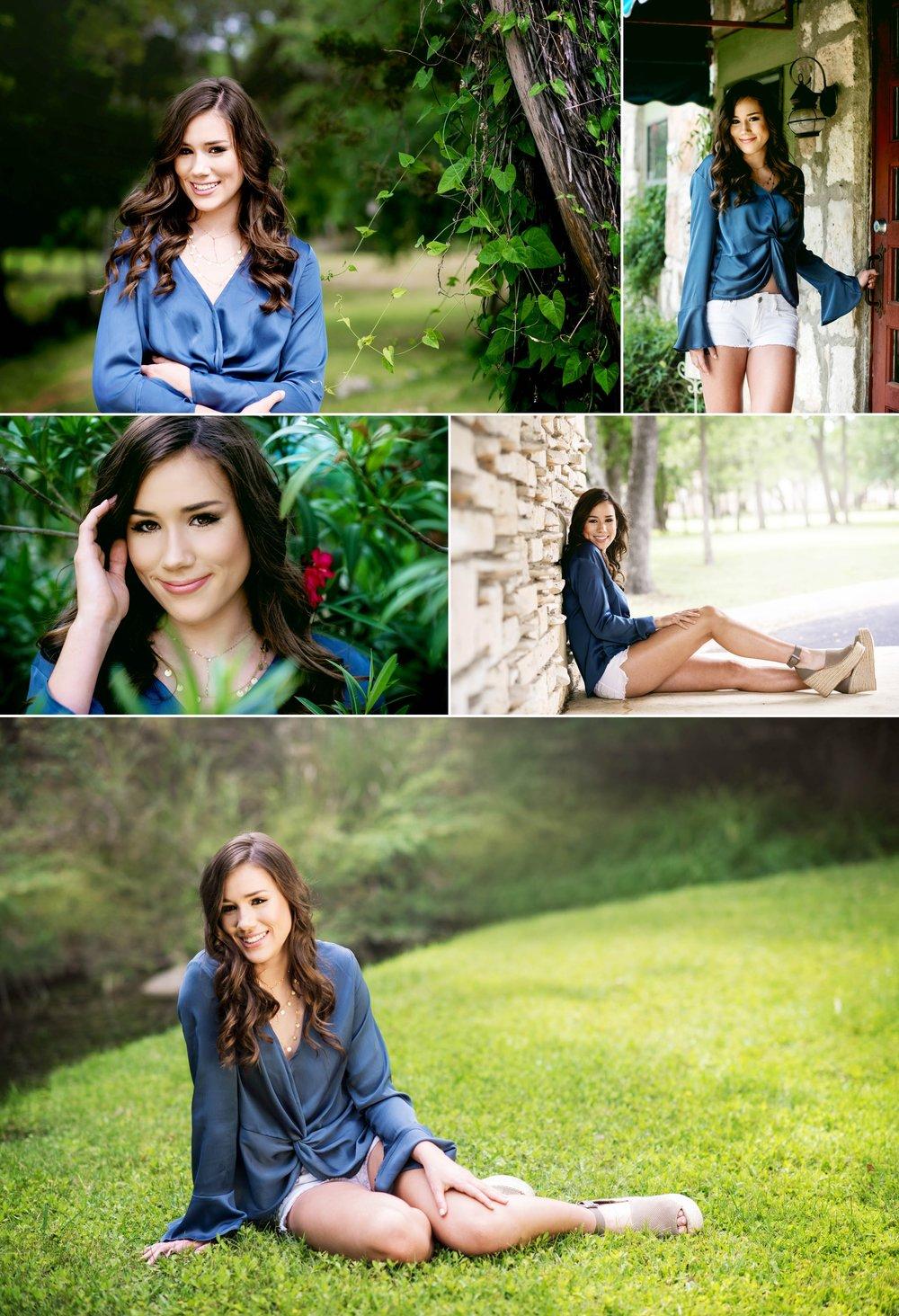 Austin senior photographer Heidi Knight Photography
