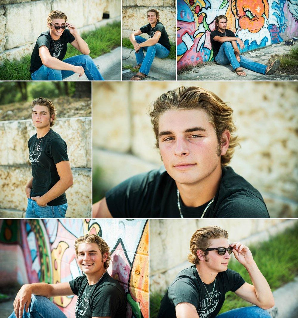 Austin Senior Pictures, senior pictures of boys