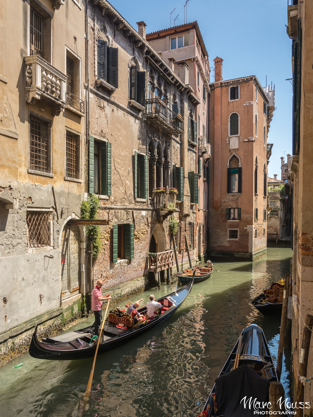 Gondola Gondola !