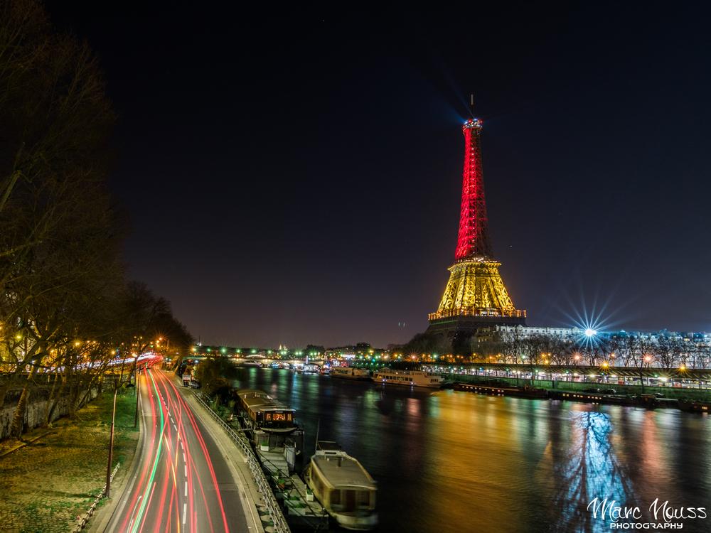 Paris Loves Brussels / 22-03-2016