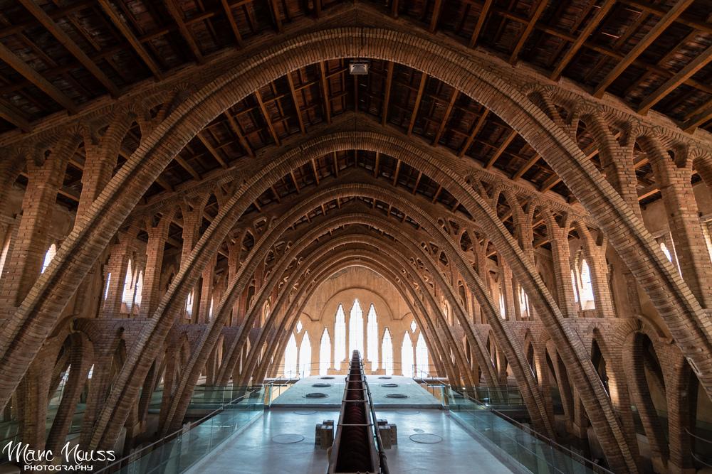 The Wine Cathedral / La Catedral Del Vi En Pinell del Brai
