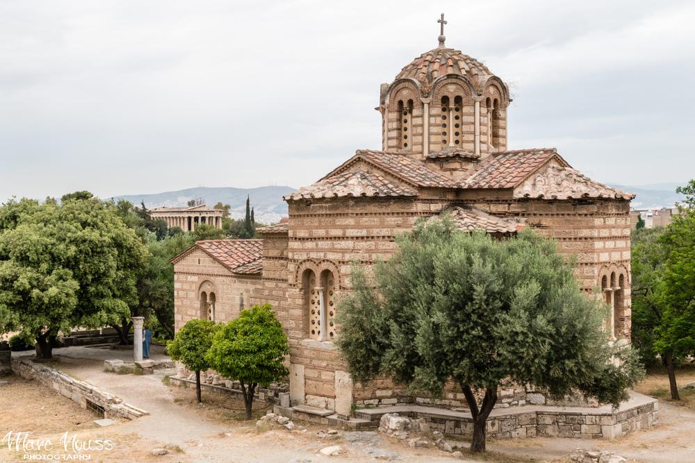 Agii Apostoli Solaki Church
