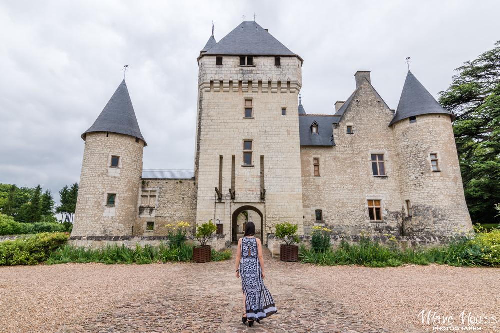 The Castle Outside