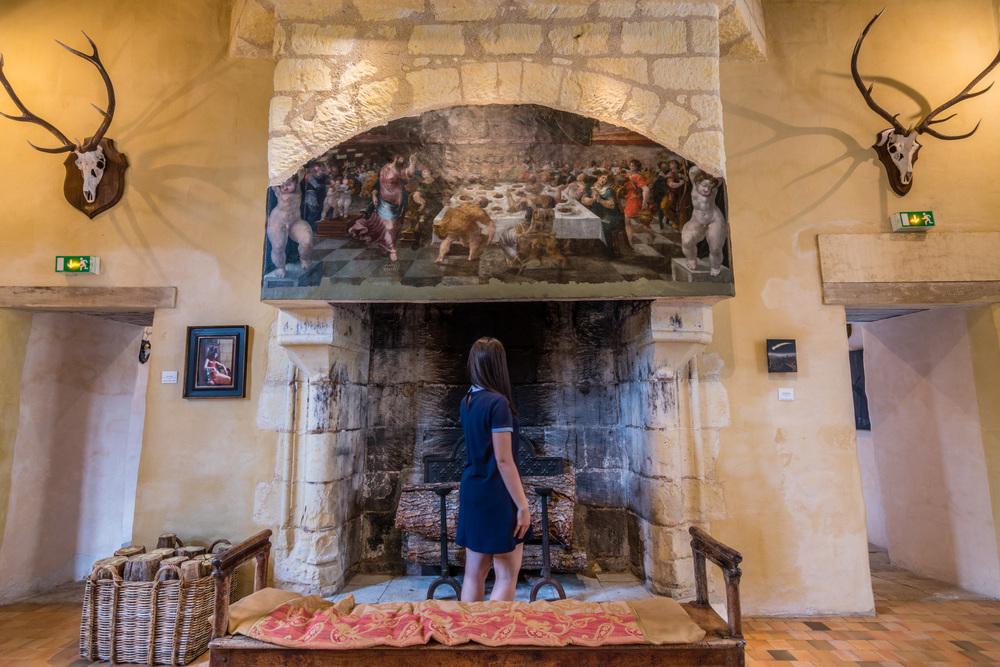 Salle du Festin de Balthazar
