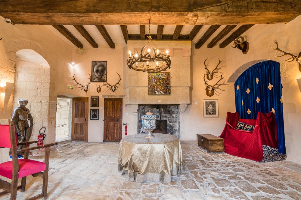 Salle Beauvau