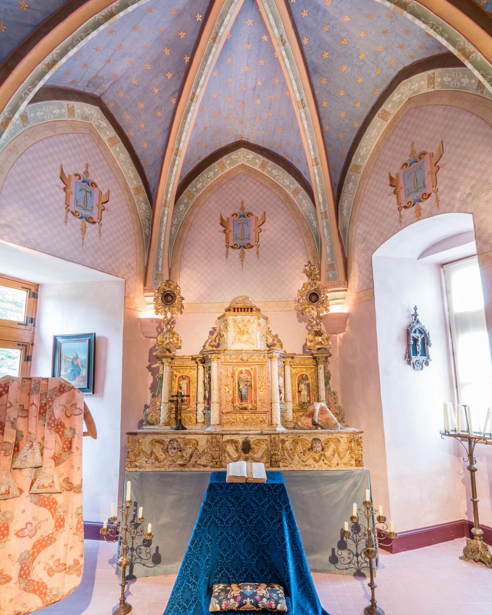 Salle de l'Oratoire