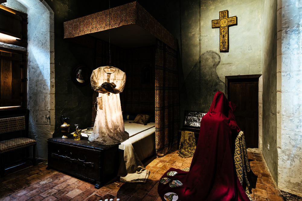 Jeanne d'Arc Bedroom