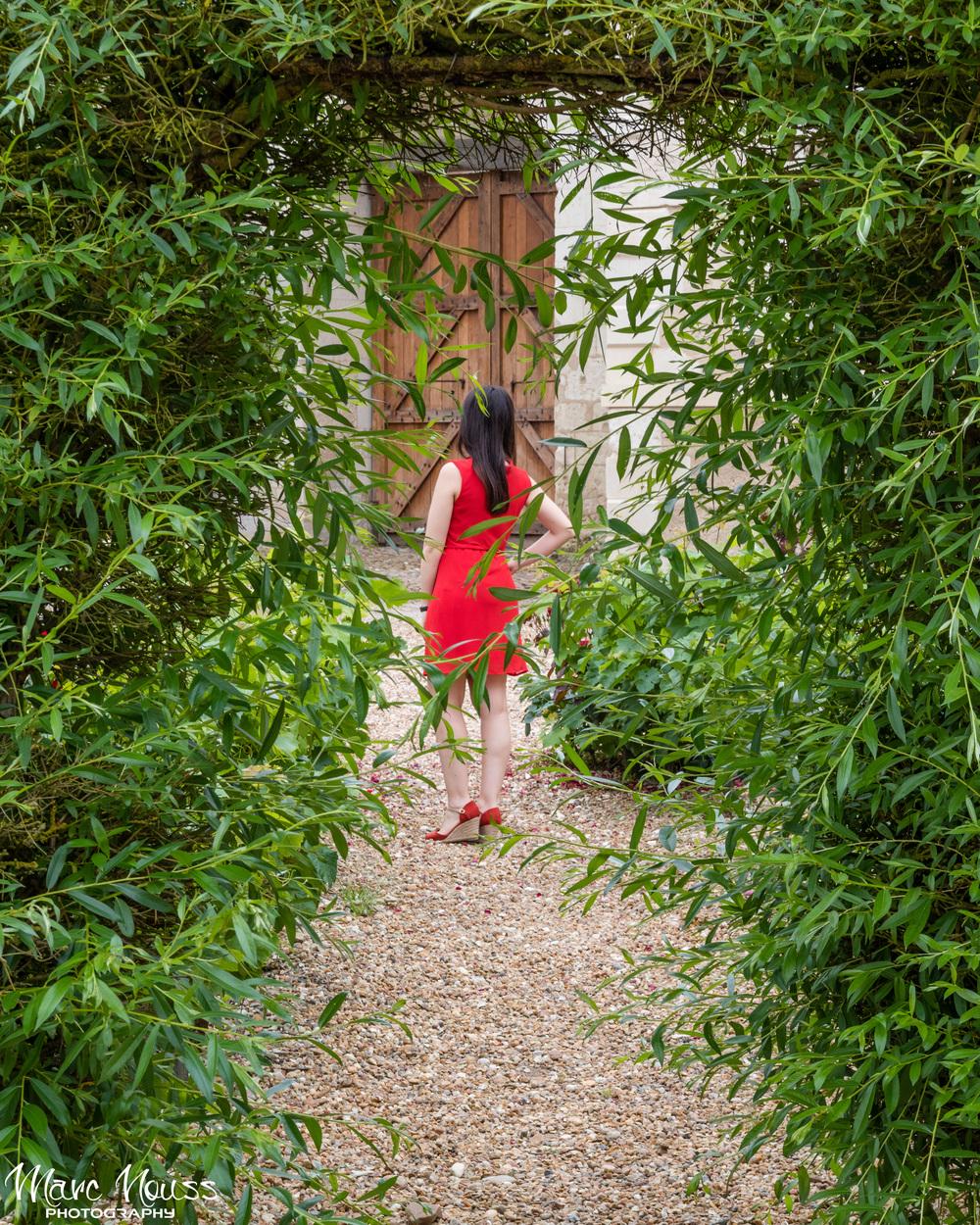 Walking around le Potager de Gargantua