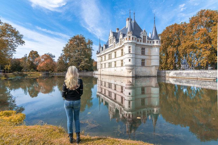 Château d\'Azay-le-Rideau — Marc Nouss Photography