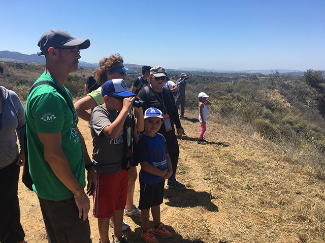 It was a beautiful morning as we kicked off the weekend with an #OCgo Family Hike through Trabuco Rose Preserve!  Thanks to all who joined us for a great morning in #OC nature. 🌿