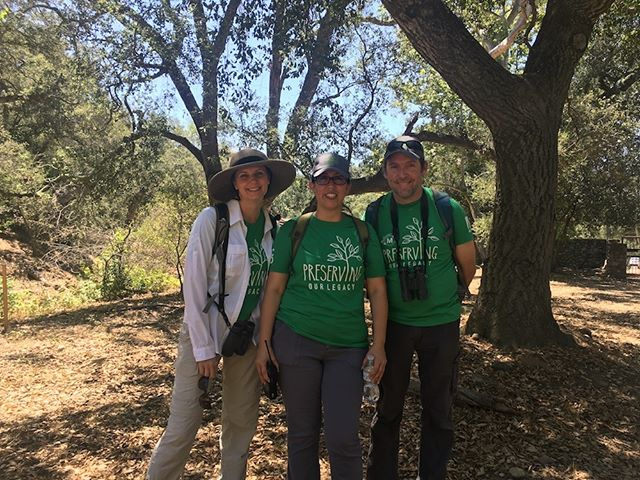 On your next hike through the preserves, you'll be led by knowledgeable and experienced guides who will teach you about the land and the importance of preservation! Register for our Aug. 18 hike today by clicking the link in our bio. #OCgo