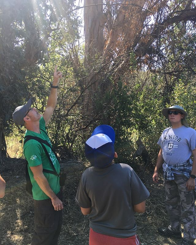 On your next activity on the OCTA preserves, pause and take a moment to enjoy the wilderness around you. Register today: preservingourlegacy.org.