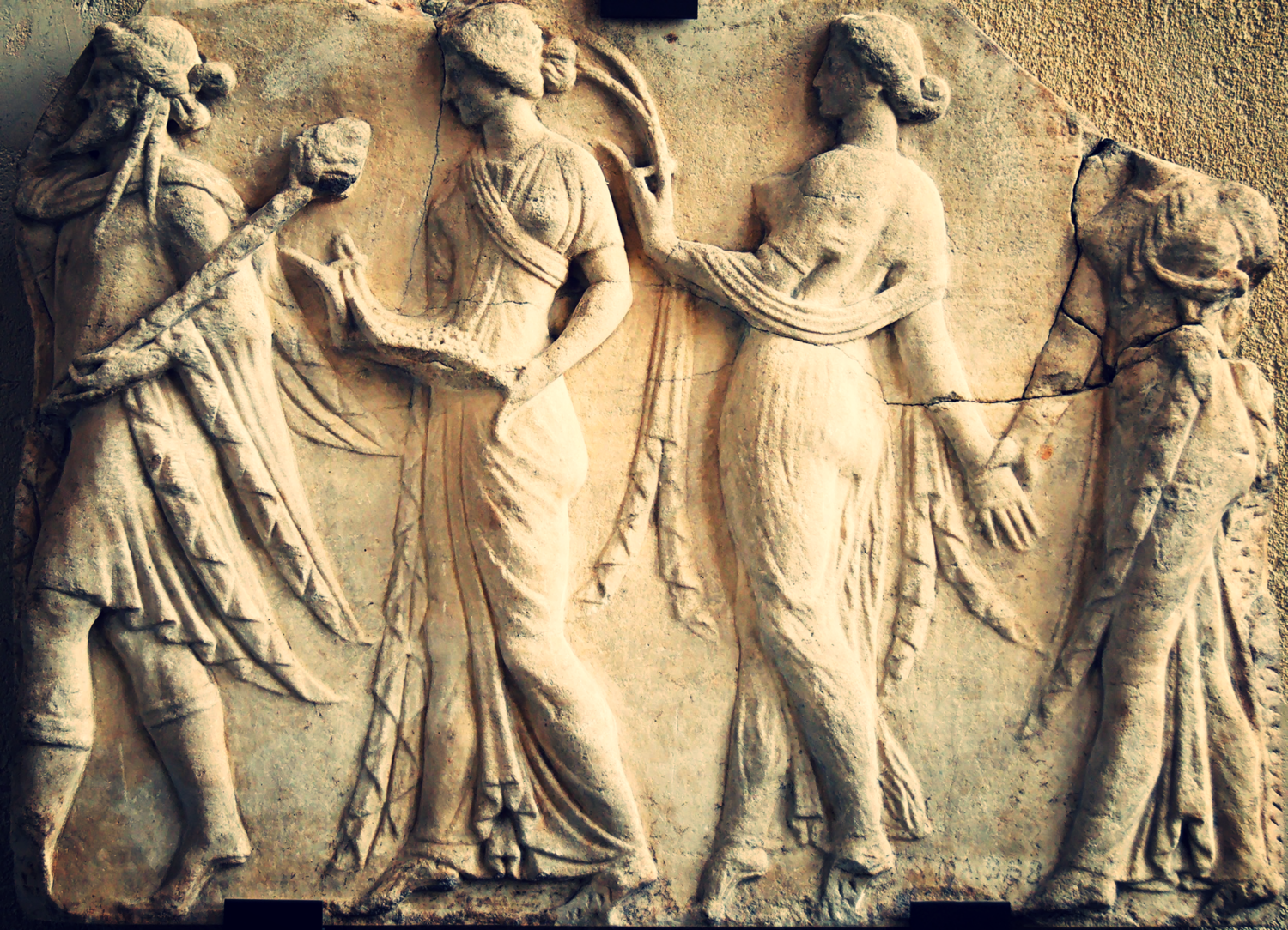 Libra, Aphrodite and the Horai — The Archetypal Eye