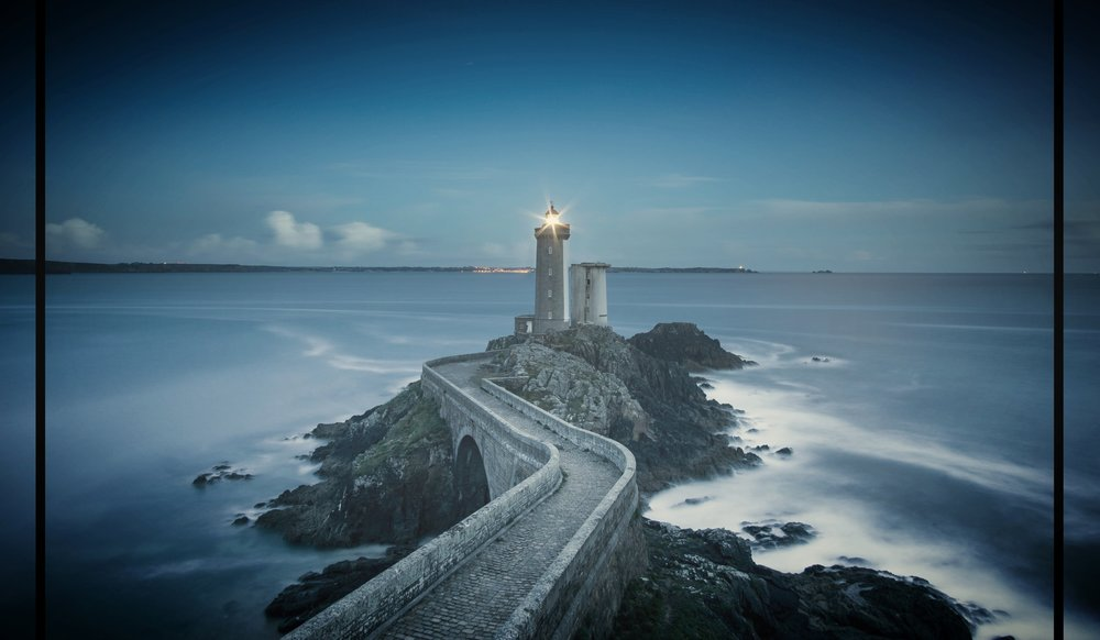 A Winter Solstice Lighthouse The Archetypal Eye