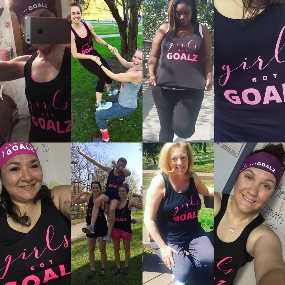 Girls Got Goalz TANKS!!!!