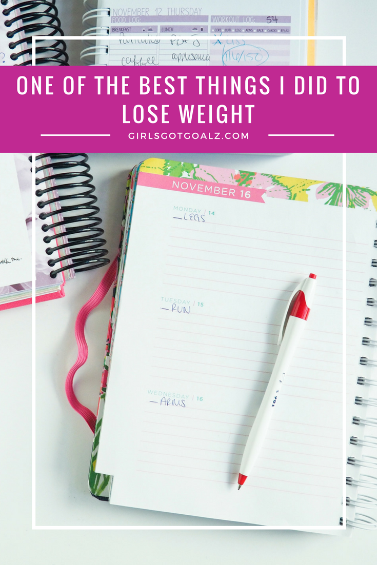 Journaling for weight loss, one of the best things I did to lose weight